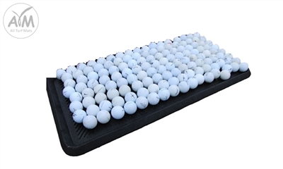 Rubber Golf Ball Tray