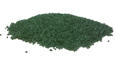 50 Lb Bag Of Green Silica Sand Infill With Microban For